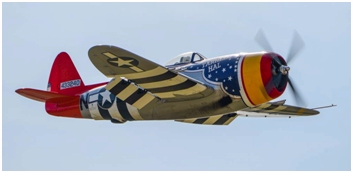 Carf P-47 Bubble Top